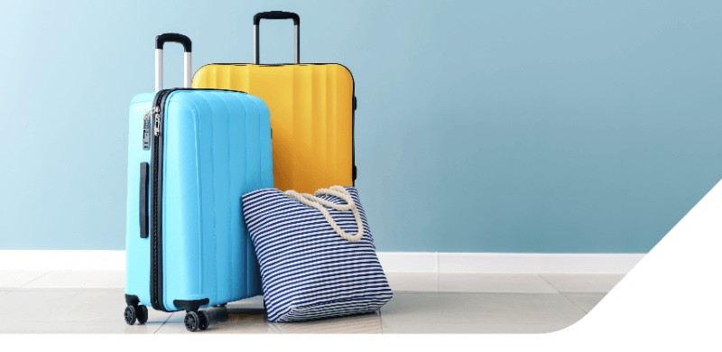The next big trend – custom luggage tags and suitcases
