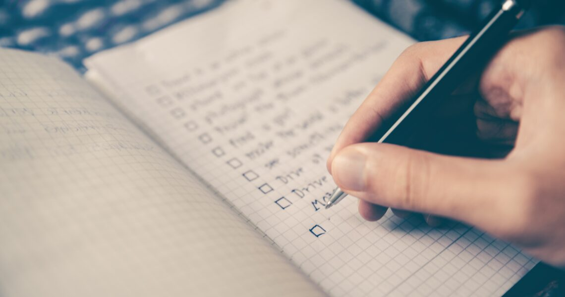 The Ultimate Ecommerce Checklist for New Store Owners