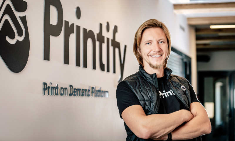 Printify raises $45M in Series A funding to expand print-on-demand marketplace globally