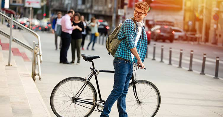 How to save money cycling